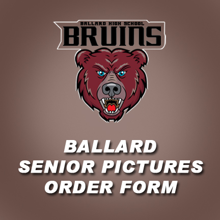 Ballard High School Senior Order Form