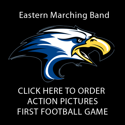 Eastern High School Marching Band FIRST FOOTBALL GAME