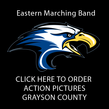 Eastern High School Marching Band GRAYSON COUNTY