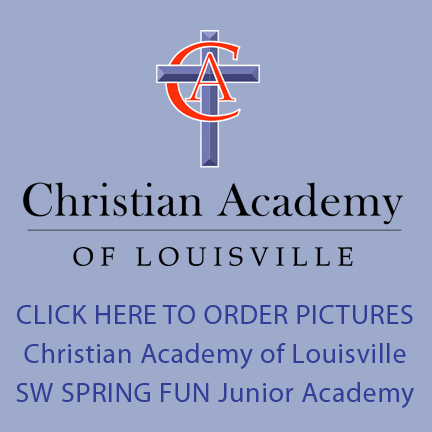 Christian Academy of Louisville SW Junior Academy Spring Pictures